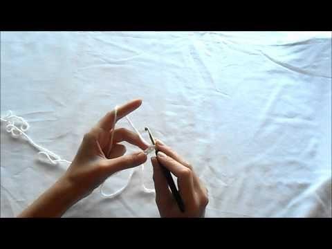 Basis-Tutorial Corso di uncinetto: punto basso e catenella