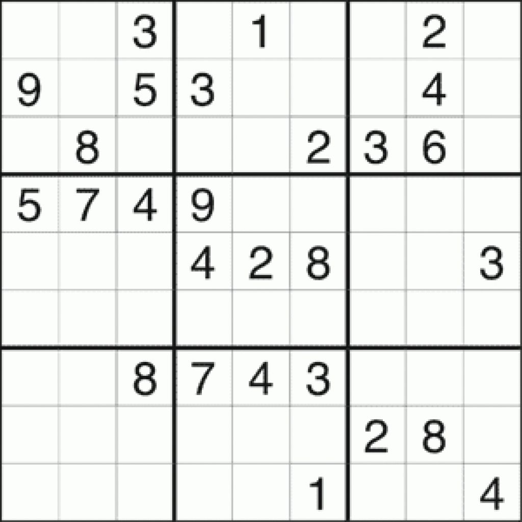 Pin On Sudoku Printables