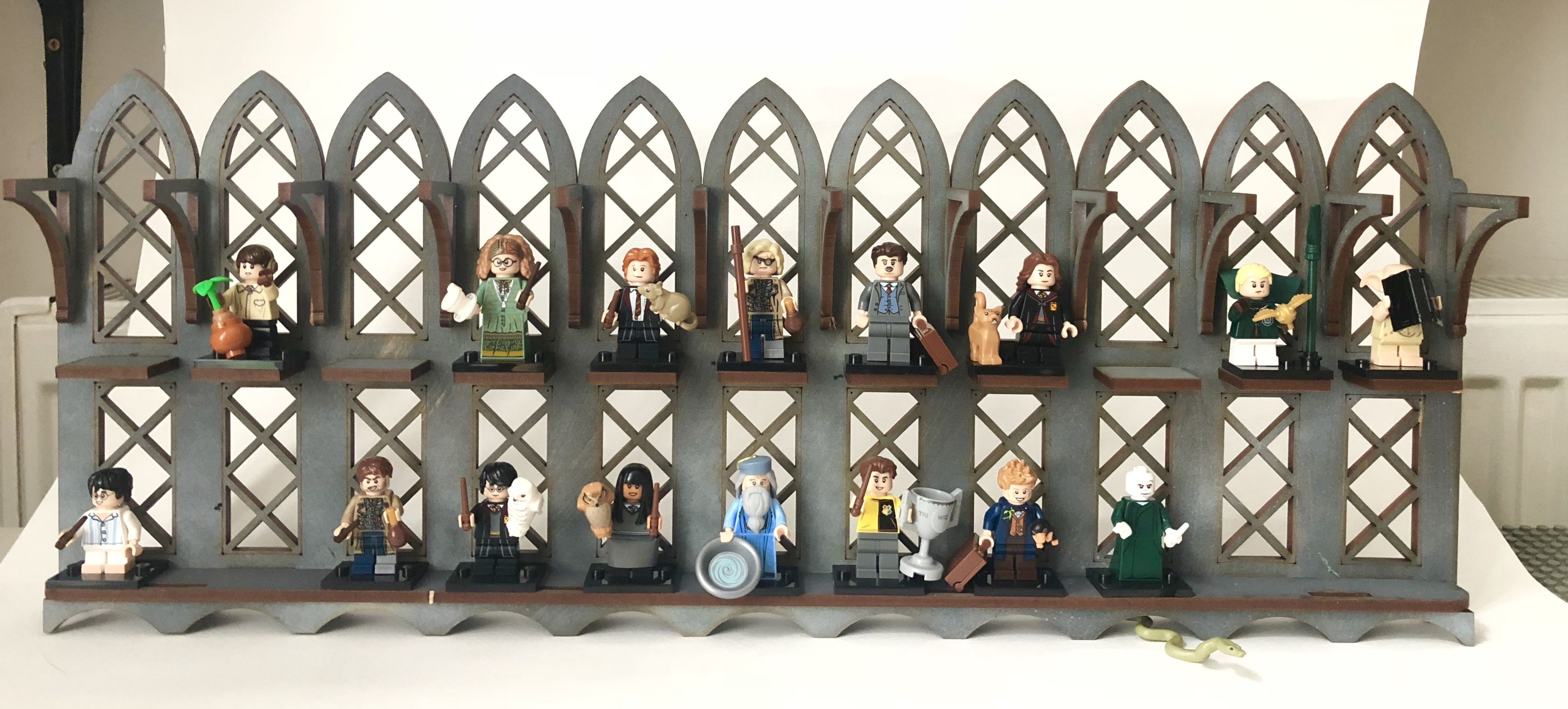Image Result For Lego Display Case Harry Potter Lego Display Case Lego Display Lego Minifigure Display