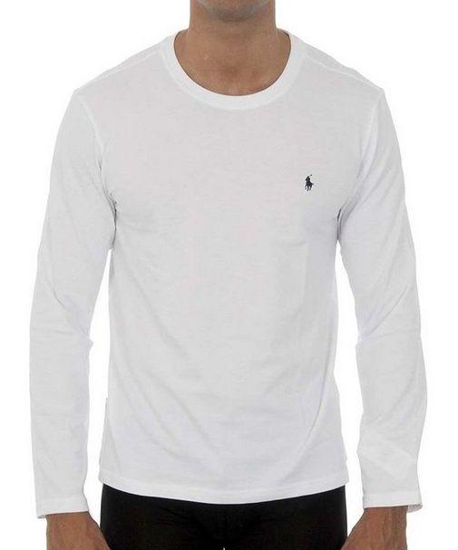 cool Men Long Sleeve Pony Logo T-Shirt Check more at http://shipperscentral.com/wp/product/men-long-sleeve-pony-logo-t-shirt-19/