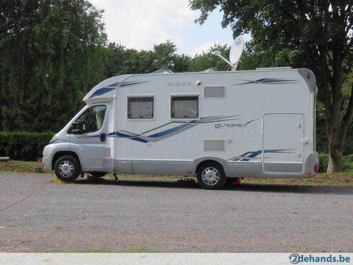 Fiat Garage Mechelen : Fiat rimor europea 87 22000 km te koop campers 2de hands
