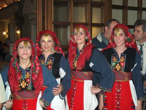 Griechische Volklore