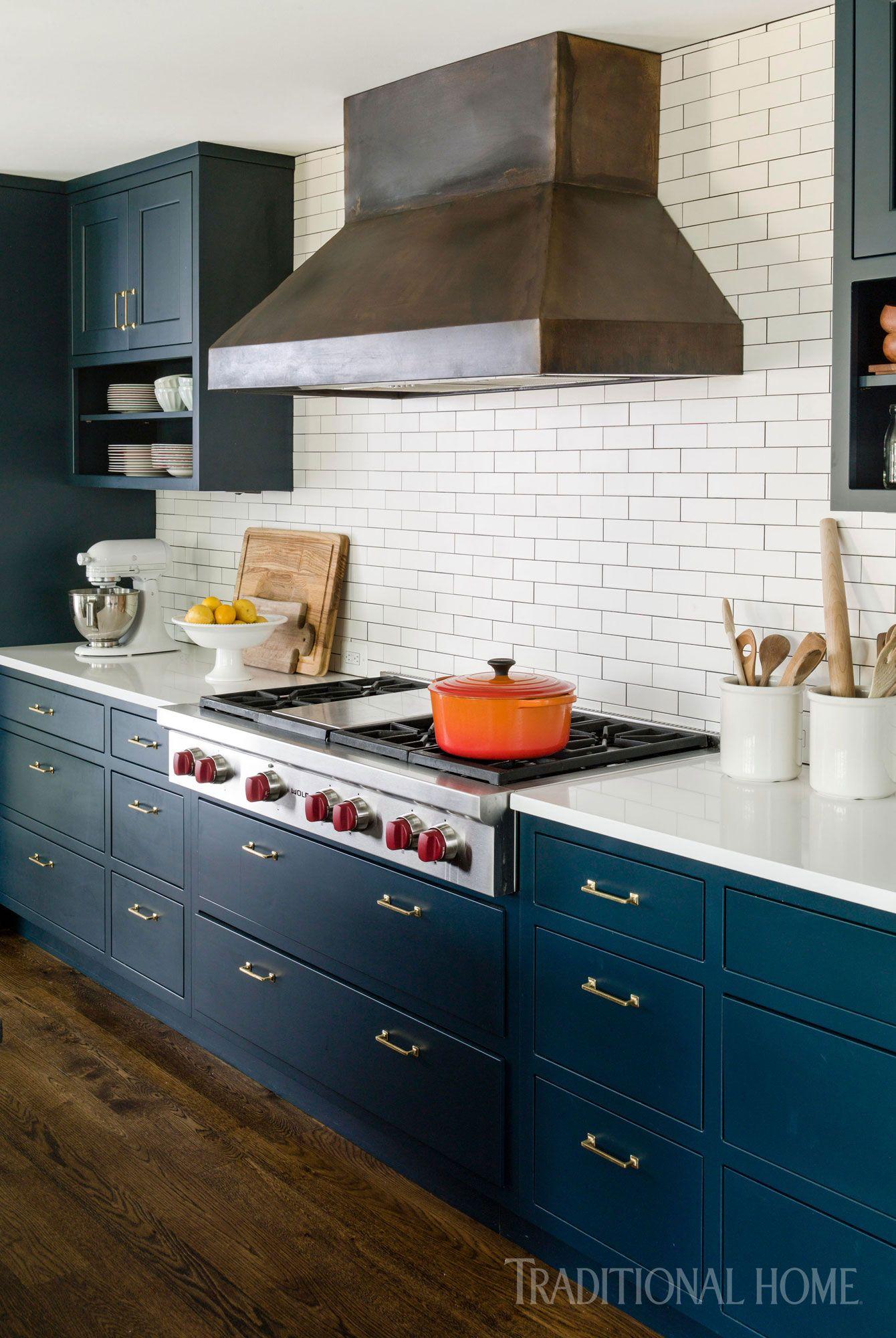 Updated federalstyle home in kitchen ideas pinterest