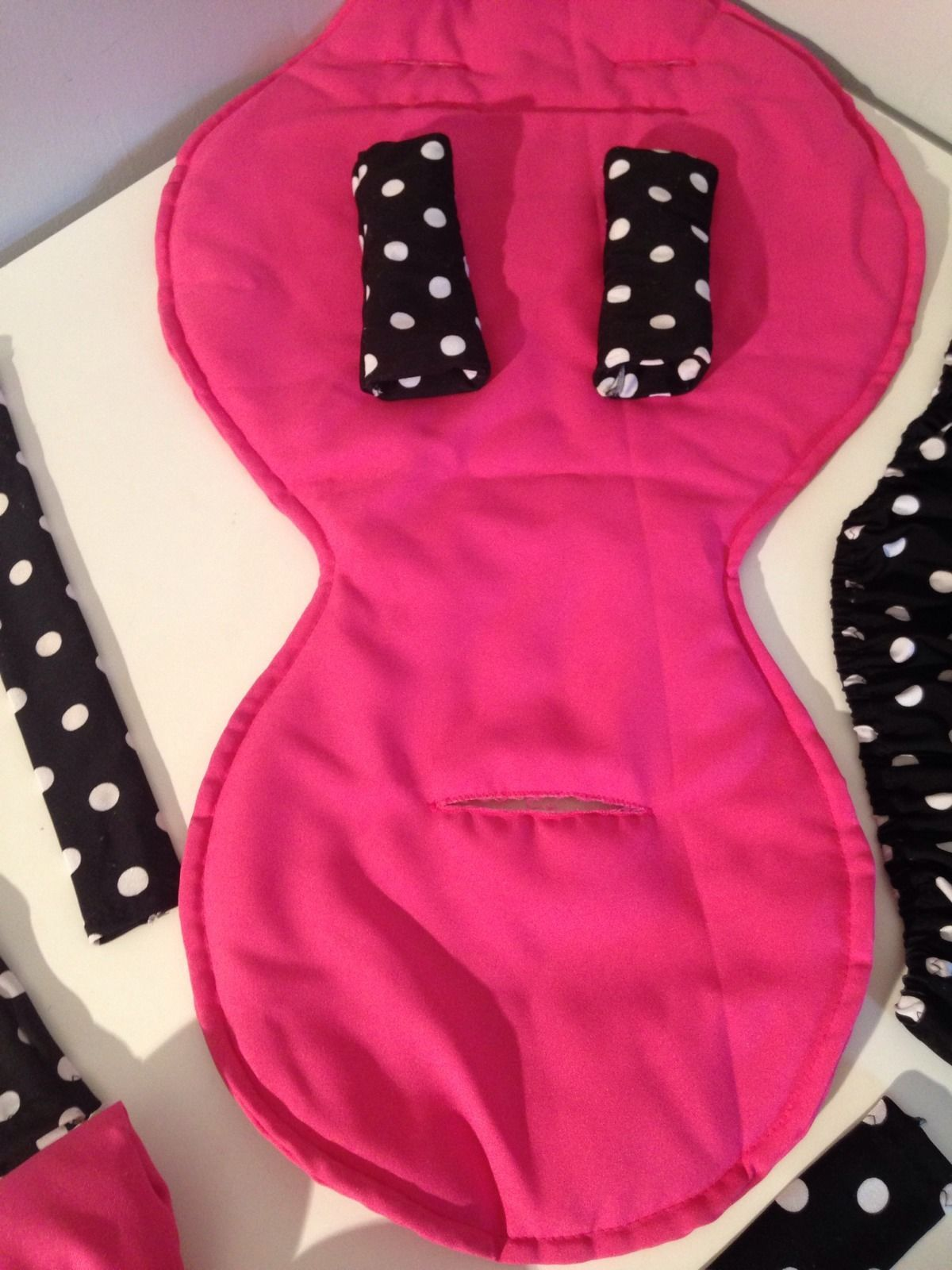 custom covers for quinny moodd! seat liner, hood with bow ... - Designer Kinderwagen Longboard Quinny