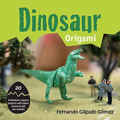 Photo of Dinosaur Origami: 20 Prehistoric Origami Projects with Paper Sheets to Get You Started
