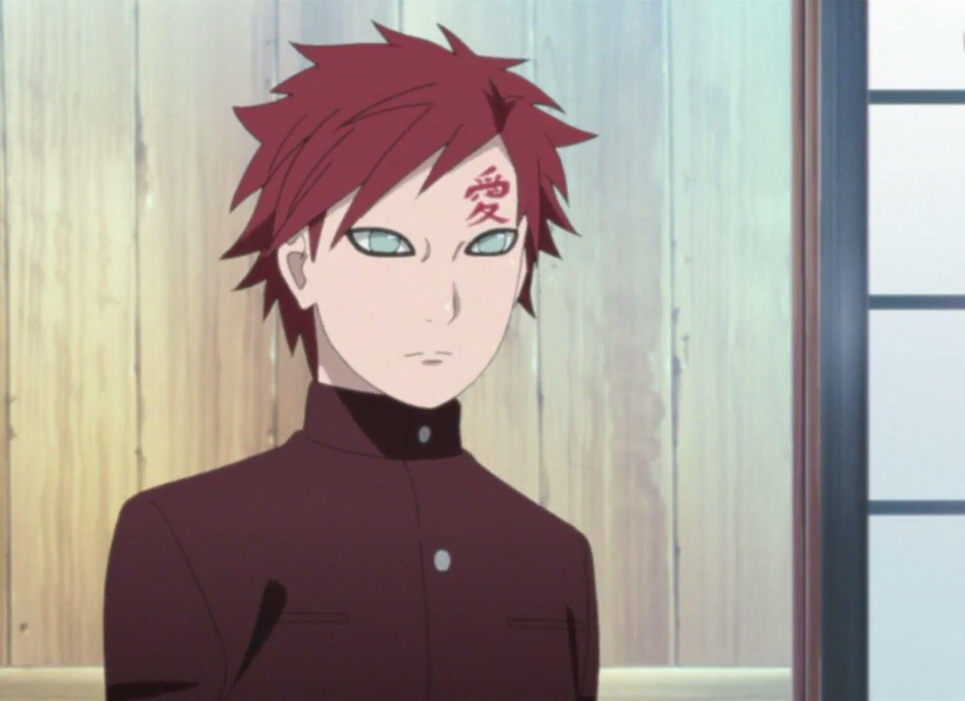 Ana The Last G Gaara Random Saves Gaara Naruto