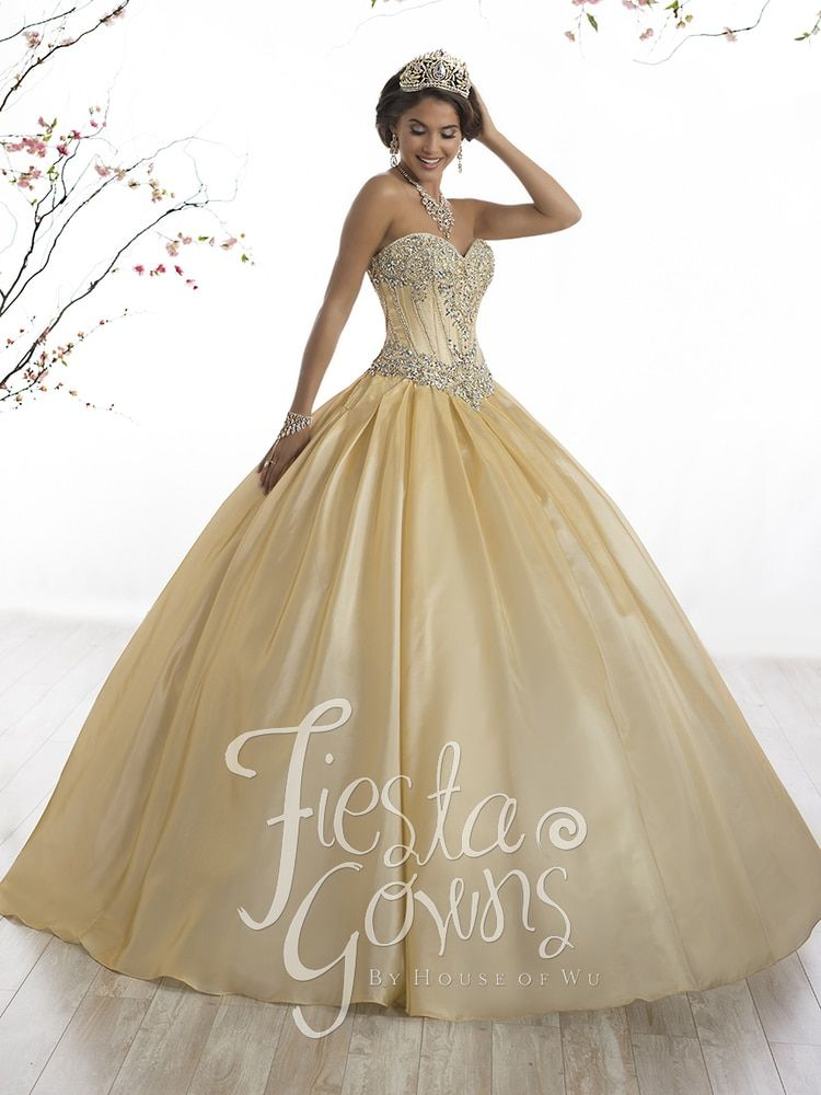 cd6e452225f Quinceanera Dress  56331  fiestagowns