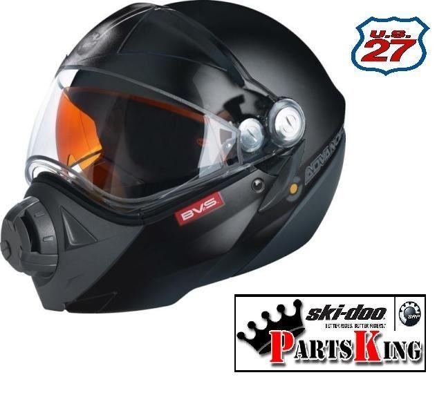 Snowmobile Helmets For Sale >> New Oem Ski Doo Bv2s Snowmobile Helmet For Sale Large