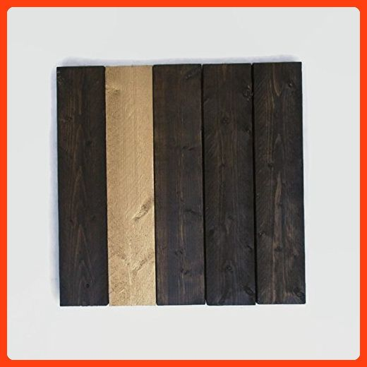 Modern Gold Metallic Accented Pallet Wood Sign Rustic Wood Metallic Wedding Sign Diy Wood Wall Art Par Wood Wall Art Diy Diy Wood Signs Wood Pallet Signs
