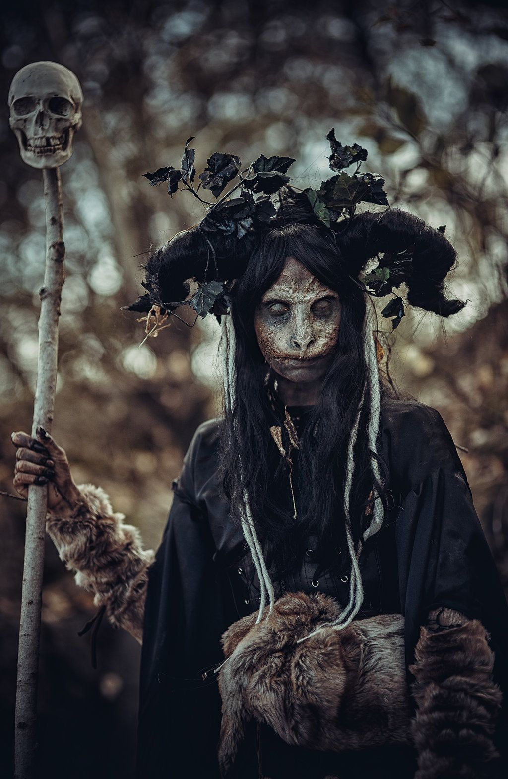 Costume Witch. … | dark & magic dreams | Pinterest | Dark forest ...