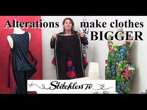 How To Alter Clothes That Are Big I Sewing Tips For