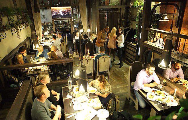 Restaurant  - hamburger küche restaurant