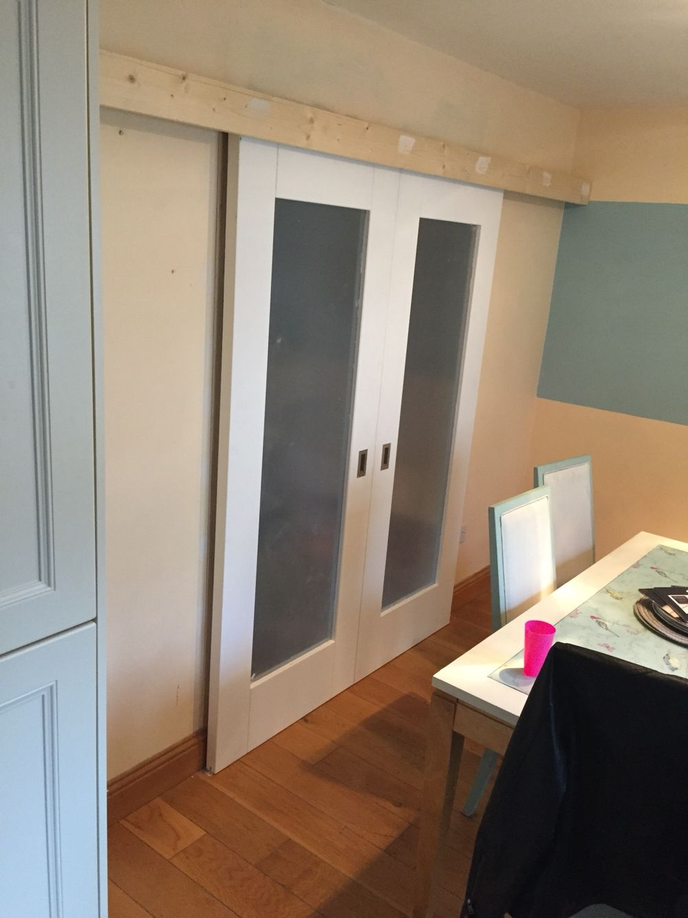 Internal Door On A Henderson Sliding Track System Internal Doors