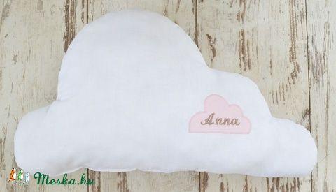Felhő párna - egyedileg készült párna (NoaNoa) - Meska.hu f428ef3167