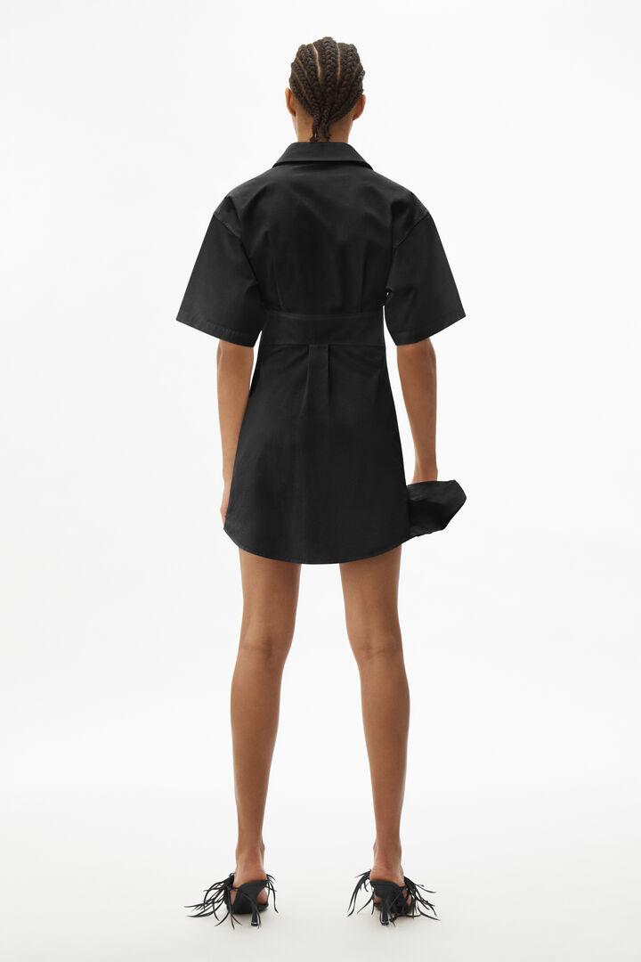 Alexanderwang Poplin Mini Shirt Dress In 2020 Mini Shirt Dress Shirt Dress Dresses