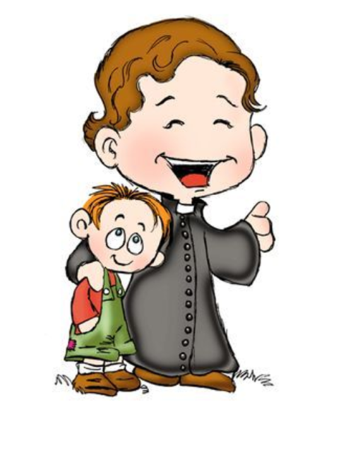 Https Youtu Be Bvllnud4jb0 Jueves 9 De Mayo Buenos Dias Salesianos Salesianas Iglesia Dibujo Juan Bosco