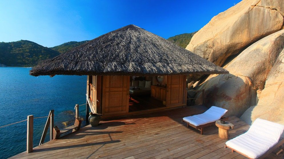 Inspirato just added this Six Senses Ninh Van Bay Water Pool Villa in Con Dao, Vietnam to their property portfolio!