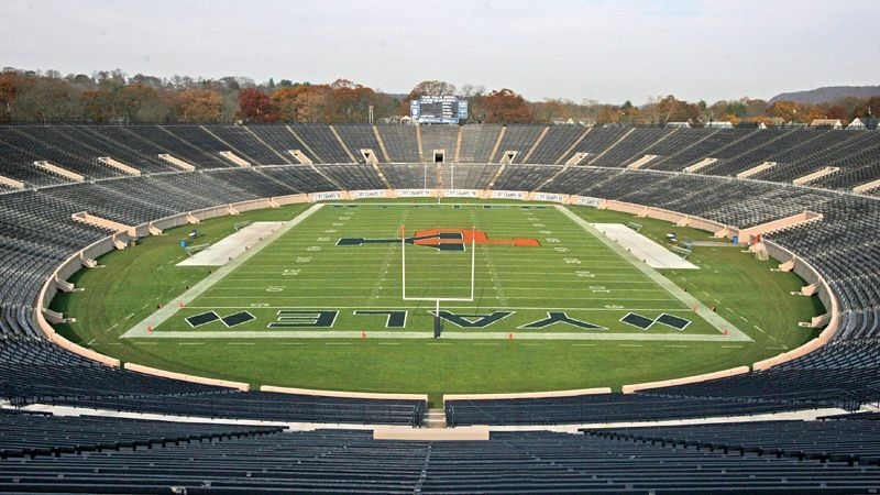 Yale Bowl Sports Stadium Football Stadiums Stadium