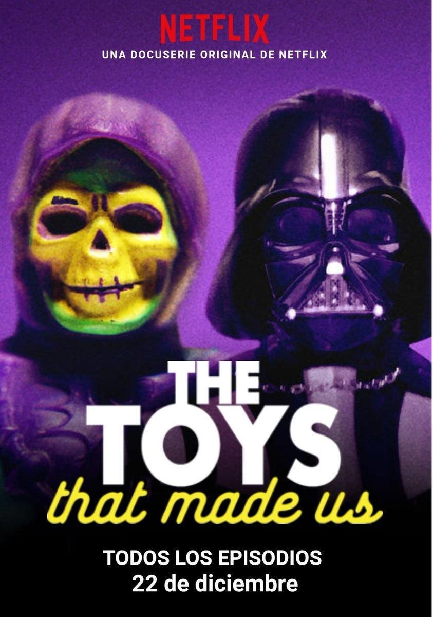 Documentary Series The Toys That Made Us Ep 1 4 February