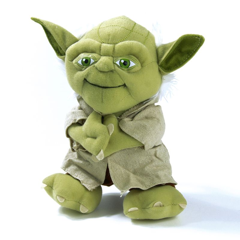 52605f9ec56 Star Wars Yoda Plush Toy Star Wars 20cm Cute Mini Yoda Stuffed Toy Doll For  Birthday Christmas Gift
