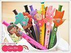 Kawaii Cute Bright Color with Cartoon Animal Clip-On Pen Back To School