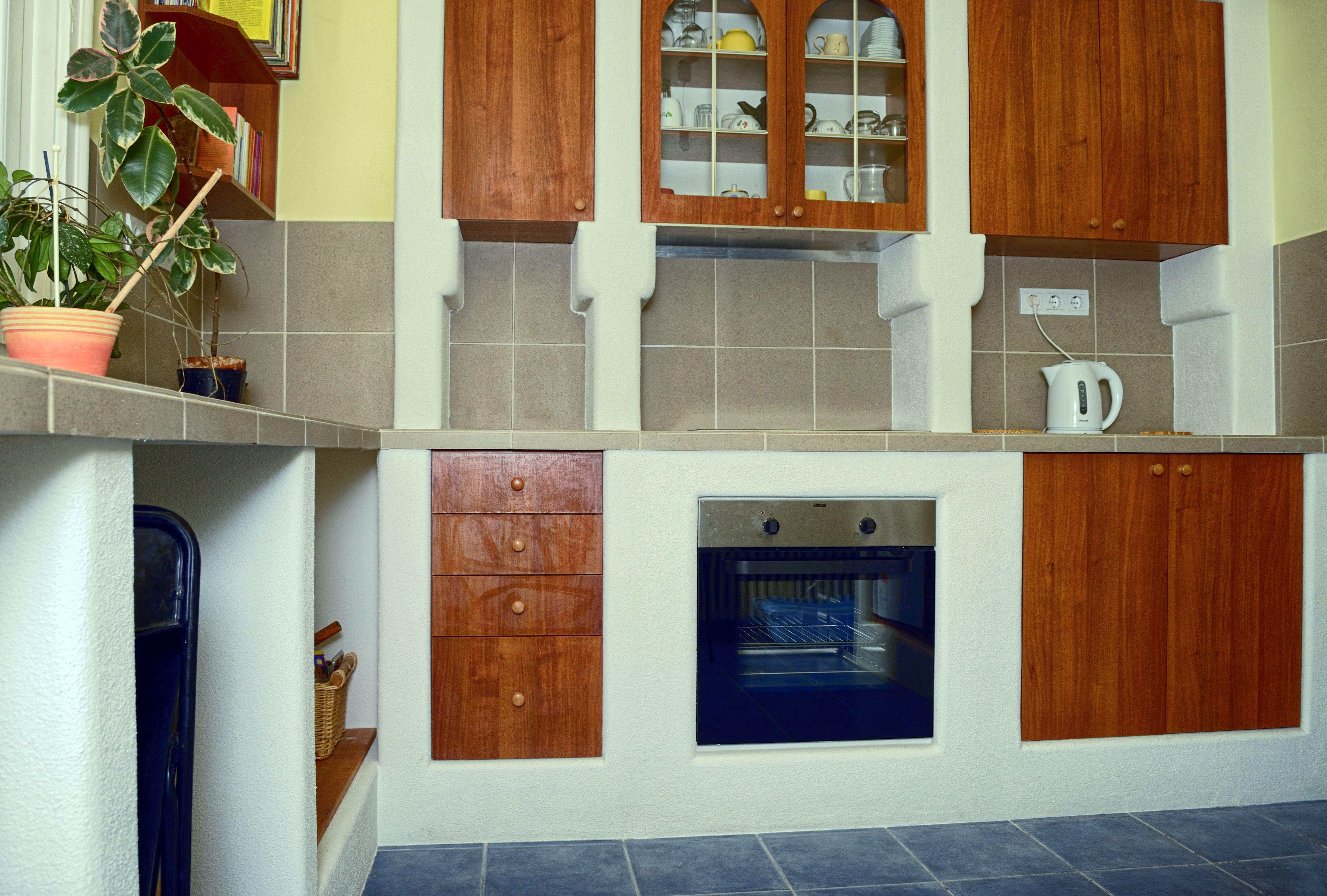 Ytong kitchen 01. 03 Konyha