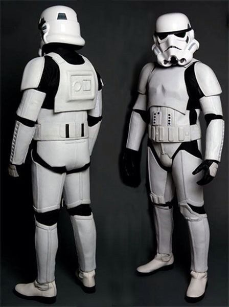Rubies Star Wars Xl Supreme Edition Adult Stormtrooper