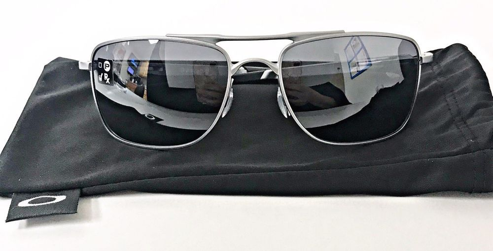 0a64372722ca New Oakley Gauge 8 Sunglasses - Matte Lead w/ Black Iridium Lens  OO4124-0757 #fashion #clothing #shoes #accessories #mensaccessories ...