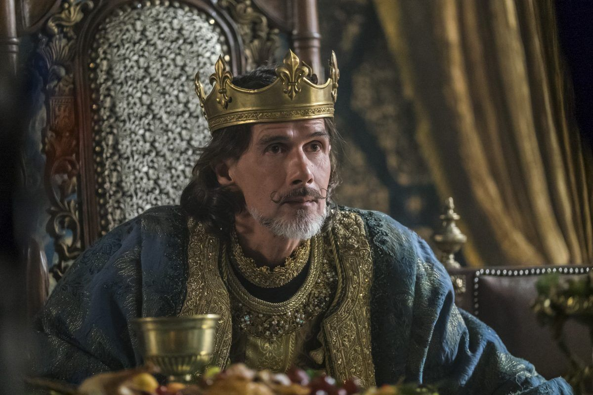 King Charles Of Francia Vikings In 30 Pictures What Is Real Or What Is Not Vikings Tv Vikings Vikings Tv Series