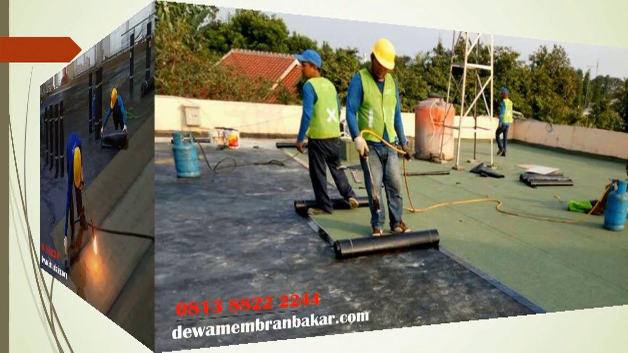 Pasang Waterproofing Membrane Bakar Di Tanjung Barat Hub 0813 8822 2244