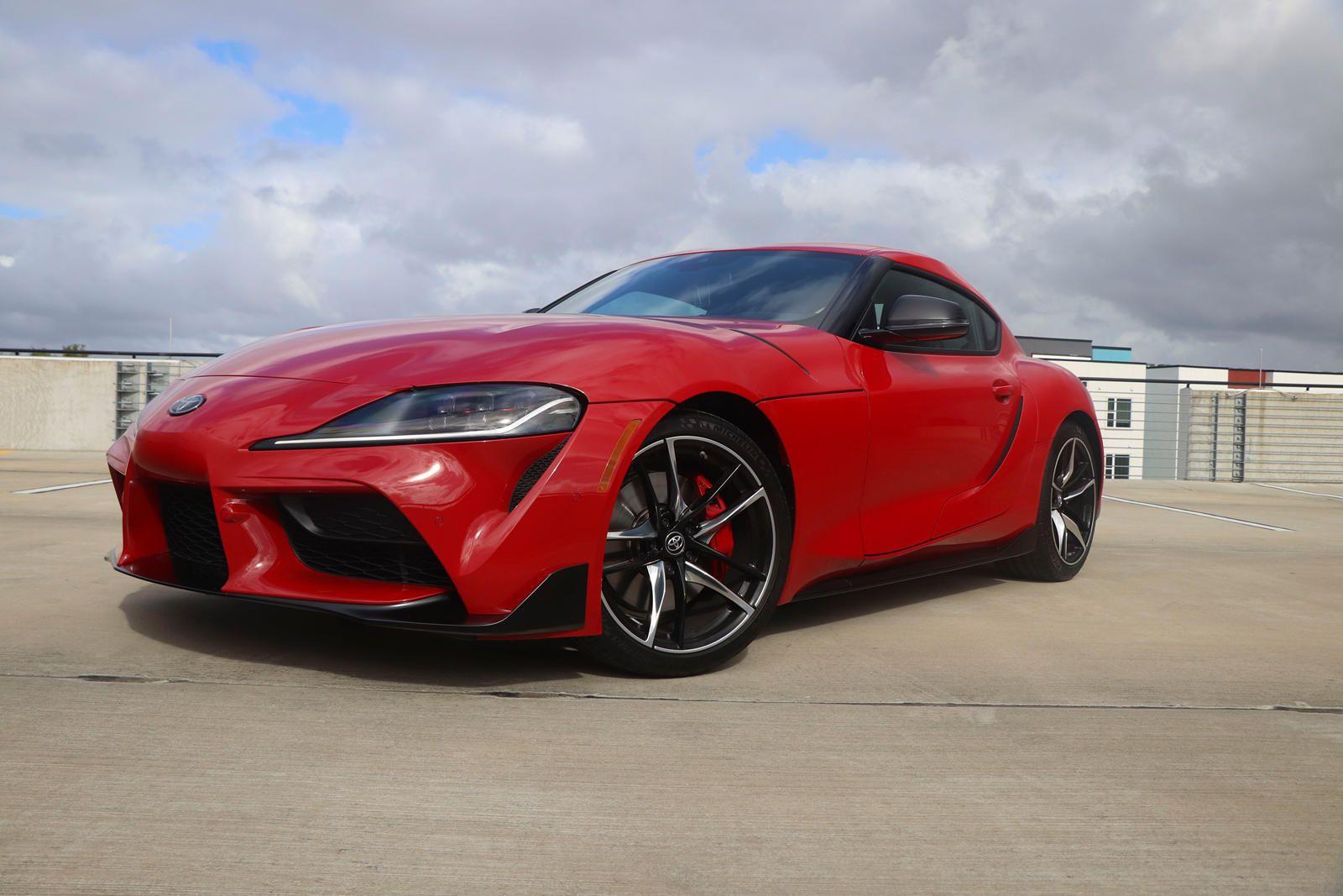 2020 Toyota Gr Supra Test Drive Review A Tuner S Dream In 2020 Toyota Supra Toyota Supra