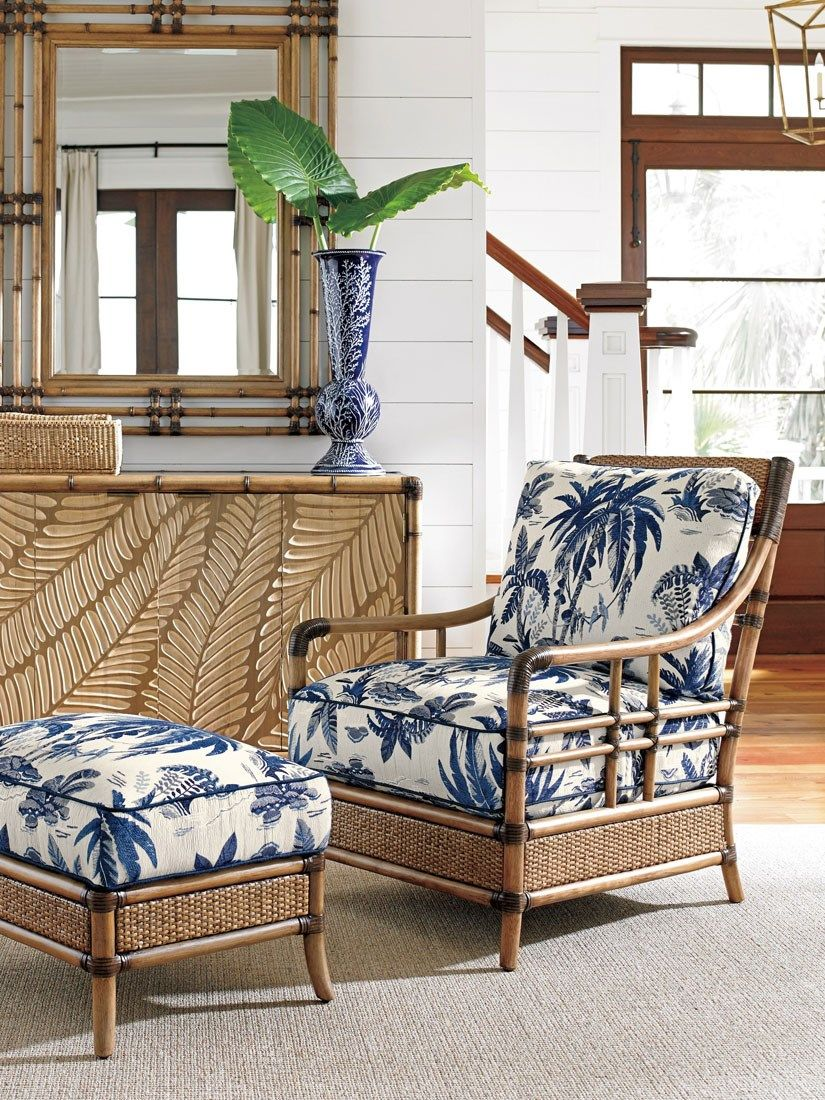 6 Hallmarks of Tropical Style Furniture