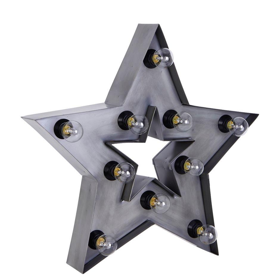 Voor Kerst :) Lamp Ster Medium | Diversen Verlichting | Sissy-Boy ...