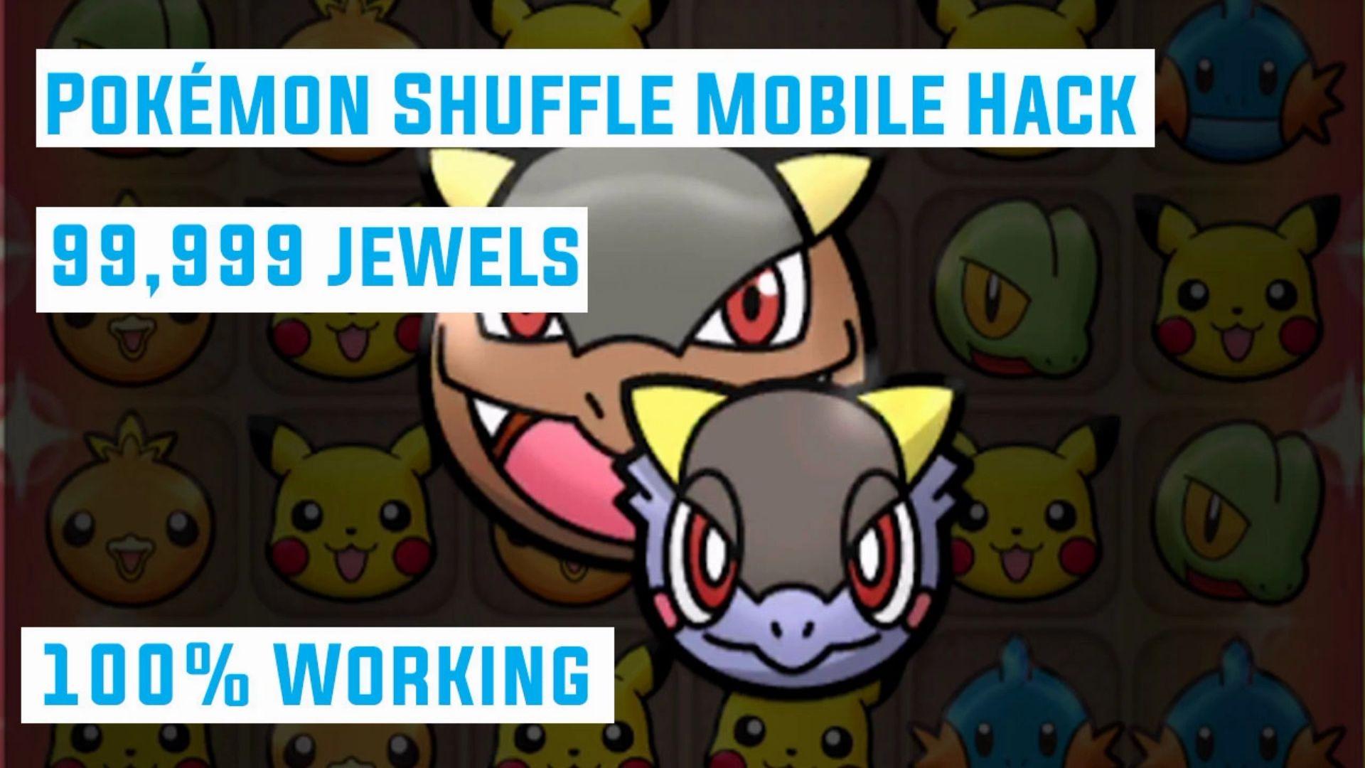 Pokemon shuffle mobile hack reddit pokemon shuffle mobile