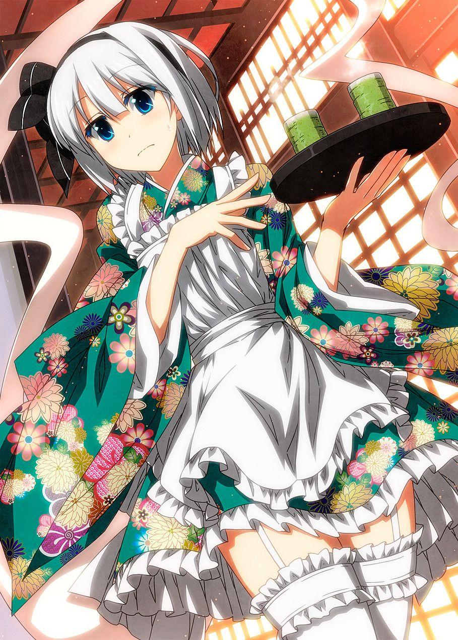 東方 touhou 可愛いアニメガール 東方 かわいい アニメの女の子
