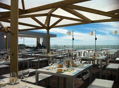Carabela Beach Golf Huelva Post By Inou Mobiliario Decoracion De Exteriores Mobiliario Terrazas