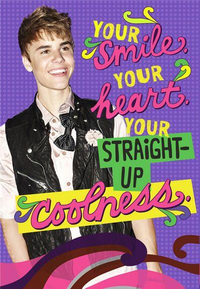 Justin Bieber Hallmark Cardsg 398575 Pixels This And That