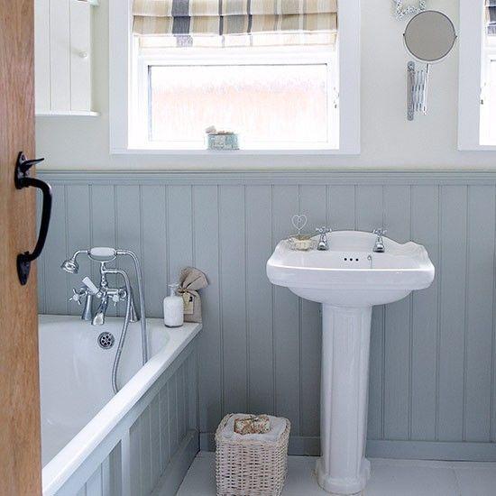 Small Country Bathroom  Small Bathroom Design Ideas  Housetohome Beauteous Small Bathrooms Uk Design Inspiration