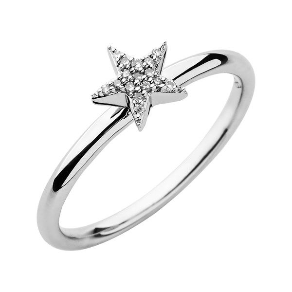 Perfect Temporary Engagement Rings To Propose With Star Placeholder Ring
