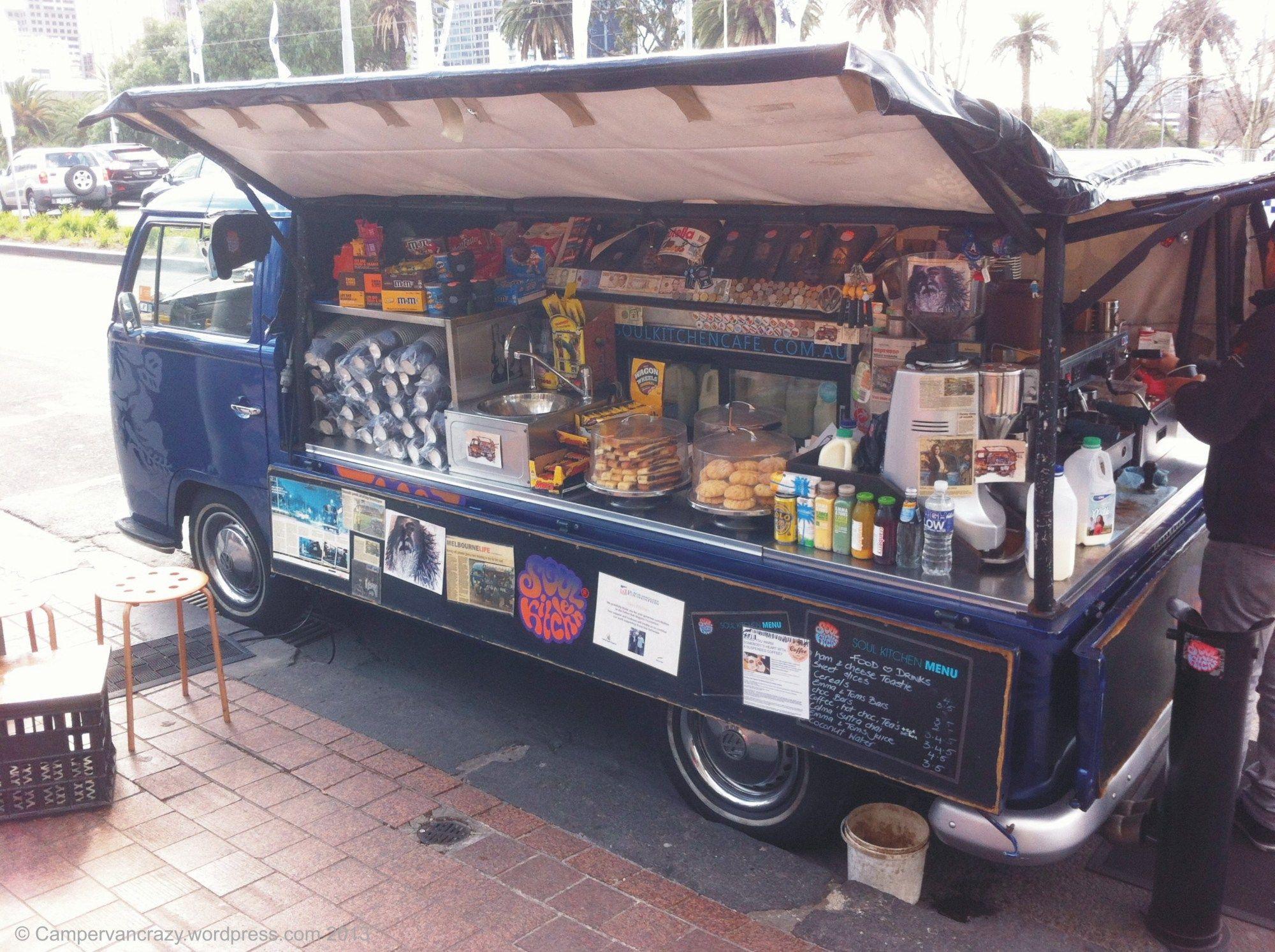 Melbourne Coffee And Juice Van Mobile Food Amp Beverages