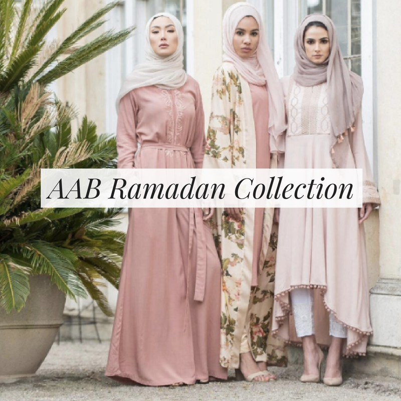 9bf725c09e5e It's an exciting time for modest fashion brands with Ramadan and Eid  collections launching. AAB have been teasing us with their sneak peaks of  their ...