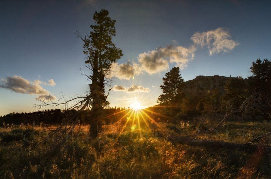 April sunset by Danilo Atzori on 500px