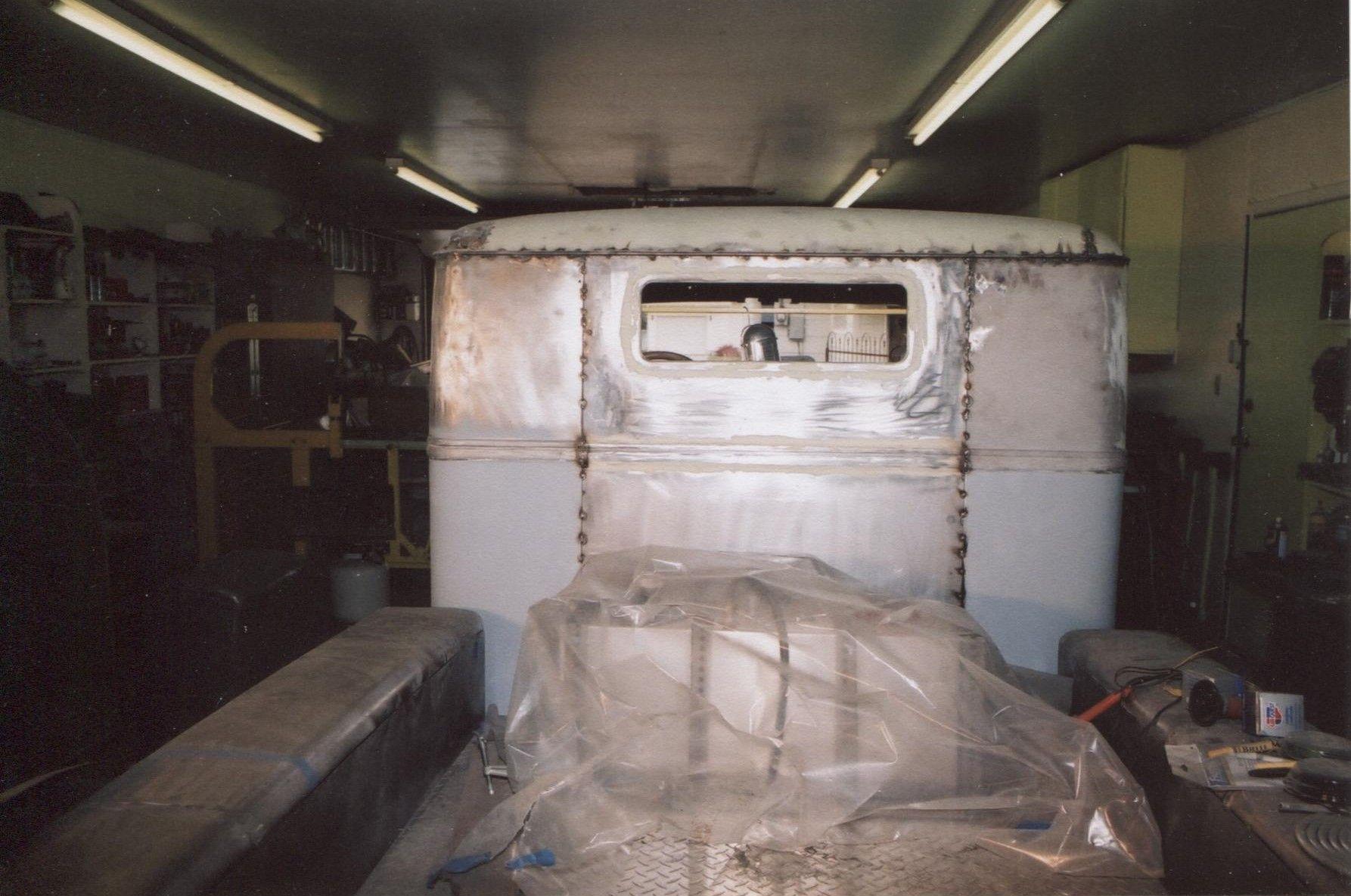 Diamond T 1936 Custom Truck Quot Neferteri Quot Expanded Rear