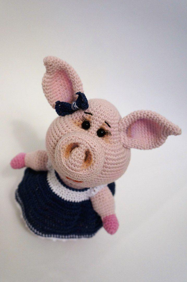 НОРКА ХОМЯЧКА   VK   Pigs animal / поросята   Pinterest   Häkeltiere ...