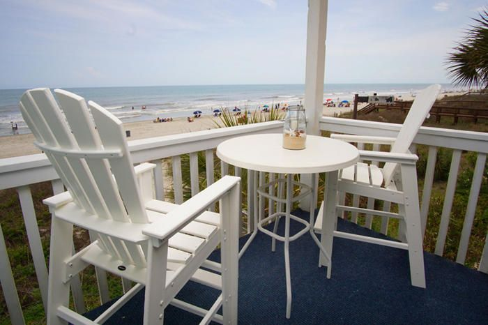 This View Can Be All Yours At Ocean Garden Villas P2 This Dreamy Oceanfront Condo Is Nestled Against The Relaxing Wa Garden Villa Ocean Garden Oceanfront Condo