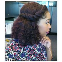 2017 natural hairstyles for