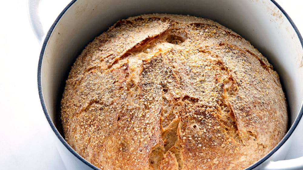 No Kneading, but Some Fine-Tuning in 2020 | No knead bread ...
