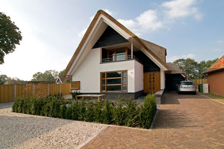 Boerderij villa 39 s google zoeken huis pinterest dutch and house for Modern huis binnenhuisarchitectuur villas