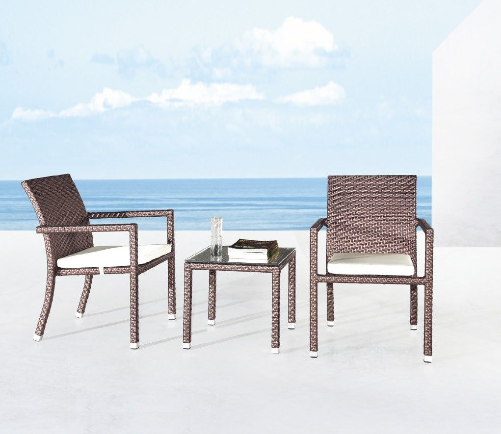 Collections Outdoor Patio Furniture Patio Coffee Set Ct8920