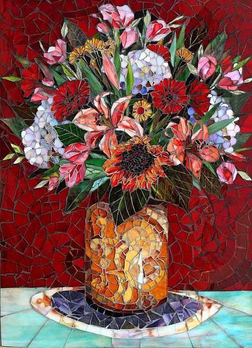 "New artwork for sale! - ""Fiori"" - http://fineartamerica.com/featured/fiori-sandra-bryant.html… @fineartamerica"